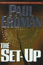 Set-Up by Paul E. Erdman V-GOOD HC/DJ COMBINE&SAVE
