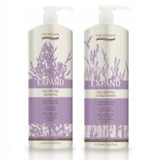 Natural Look Expand Volumizing Shampoo & Conditioner 1L SLS Free - Cruelty Free