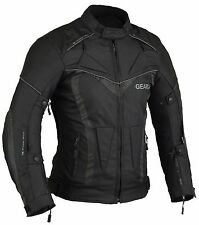 XX-Large Summer Motorbike Motorcycle Jacket with Protective armour