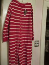 1c188c6d83ed Footie Red Striped Sleepwear   Robes for Women