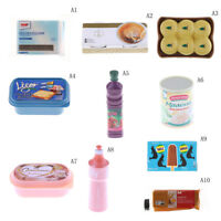 1:6 Dollhouse Miniature Doll Food Supermarket Supplies Accessories Toy Hw