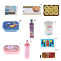 1:6 Dollhouse Miniature Doll Food Supermarket Supplies Accessories Toy JR