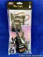 Paul Stanley / Kiss - Exclusive Mini Guitars / 1:6 Scale