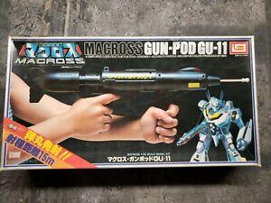 Imai Macross Gun-pod GU-11
