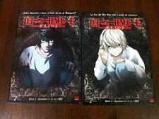DEATH NOTE - PARTES 2 & 3 - 6 DVD - EPISODIOS 14 A 37 - 650 MIN - SELECTA VISION