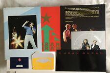 More details for duran duran original 1980's fan club - news letters etc. memorabilia.