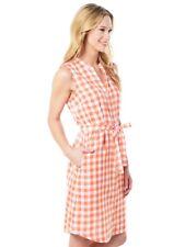 NWT TOMMY BAHAMA Grand Gingham Medium Shirt Dress $118