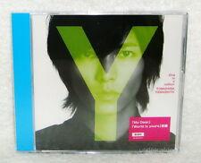 News Tomohisa Yamashita One in a million Taiwan CD 5trk