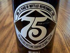 COCA - COLA  BOTTLING  COMPANY  OF  TOLEDO,  75  YEARS,  10 Oz Coke Bottle