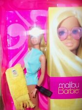 MALIBU BARBIE DOLL 1971 REPRODUCTION NEW MINT Mattel Collector Edition 14+