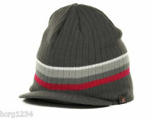 "MARYLAND TERRAPINS "" TERPS""TOW  NCAA THE SHIVERS KNIT BEANIE WITH VISOR - OSFM"