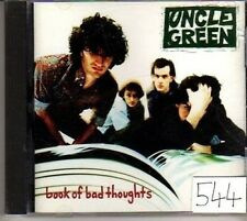 (CJ658) Uncle Green, Book Of Bad Thoughts - 1992 CD
