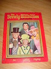 Vtg 60s-Paper Dolls-Cut Outs Book-Whitman-Beverly Hillbillies-Elly-Jethro-G ranny