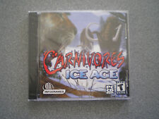 Carnivores: Ice Age    WIN 95/98    PC CD-ROM    JC     NEW