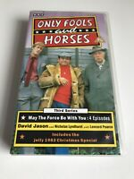 Only Fools and Horses May the Force be with You VHS Video Tape