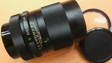 Vivitar 100mm f 2.8 Manual focus Lens FD mount for Canon