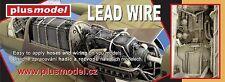 plusmodel 238 - Lead Wire - Bleidraht 1,0 mm