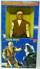 "1978 Battlestar Galactica 12"" Colonial Warrior Figure Mattel #2536 Rough in Box"