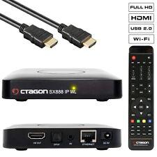 Octagon SX888 IP WL HEVC Full HD LAN WLAN H.265 IP m3u VOD IP Box