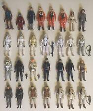 Vintage Star Wars Figures 77-85 Lot of 70+, Blue Snaggletooth, POTF, 2 x carded!