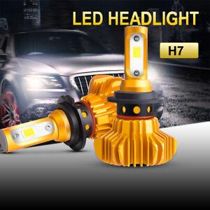 Autofeel 1150W 172500LM H7 LED Headlight Kit Lamp Bulb High Lo Beam 6000K White