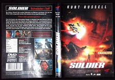 Soldier (Science-Fiction +Kurt Russell) top rarer Film m. 91Min=+3Min= FSK16 DVD