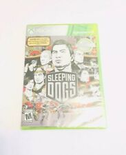 Sleeping Dogs ( The Platinum Hits ) For Xbox 360 ,NEW !!