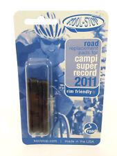 Kool-Stop Campagnolo Super Record 2011 Brake Pads Black