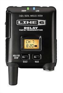 LINE 6 Bodypack Transmitter Relay G50 / G90 Bodypack TBP12 NEW