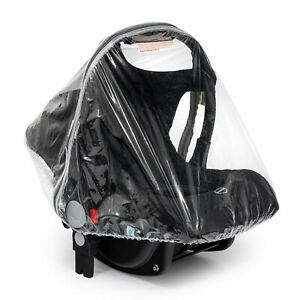 Universal Car Seat Raincover Newborn Deluxe Fits All Sizes