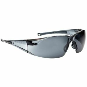 Bolle Designer Safety Sun Glasses Sports Work Driving PPE (Anti-Scratch) Grey