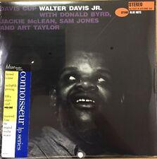 "Walter Davis Jr. - ""Davis Cup"" SEALED LP (Ltd. Edition Connoisseur Series)"