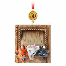 Disney's Aristocats 50th Anniversary Figure Ornament, NEW