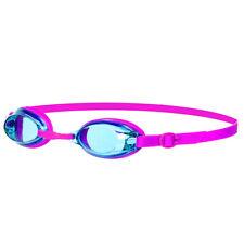 Speedo Jet Junior Enfants UV Anti Brouillard Natation Lunettes (6-14 Ans),Rose /
