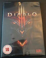 Diablo III - PC: Mac & Windows - 2012-European Version-With Slip Case GC