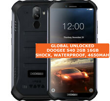 DOOGEE S40 2gb 16gb Impermeable Polvo Antichoque 8mp Cara Dni Android Móviles 4g
