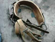 Klein Tools U.S.A. Telephony Safety Aerial Harness Belt Model 5249N23 sz 40-48
