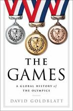 The Games: A Global History of the Olympics-ExLibrary