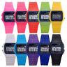 F-91w Alarm Chronograph Retro Classic Digital Rubber Strap Sport Watch- 10 Color