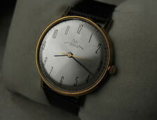 LUCH 23 JEWELS POLJOT DE LUXE SOVIET WATCH GOLD PLATED 20AU GREAT CONDITION