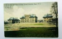 1907 Cornell State Agricultural College Ithaca New York Postcard NY Rotograph