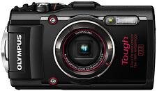 Olympus Stylus TOUGH TG-4 16MP Digital Camera Black Full-HD WiFi / GPS  *NEW*