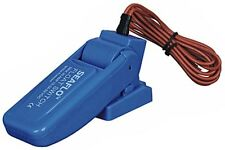 Blue Seaflo Bilge Pump Auto Float Control Switch On Off 12v 24V 36V Marine Boat