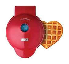Dash Dmw001Hr Machine for Individual, Paninis, Hash Browns, other Mini waffle