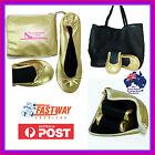 Foldable Flats ballet flat shoe EXPANDABLE BAG plus size shoes 6 7 8 9 10 11 12
