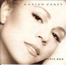 Mariah Carey - Music Box - CD Album (1993)