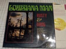 Rusty & Doug - Louisiana Man (Mono) LP  LGE 114