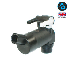 Front & Rear Windscreen Washer Pump FORD VOLVO