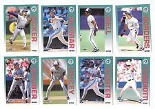 1992 FLEER MLB BASEBALL TORONTO BLUE JAYS TEAM SET (28) ALOMAR,BELL,CARTER,HENKE