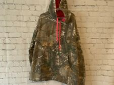 Realtree Girls Camouflage Hoodie Size Medium 8 10